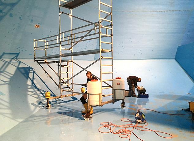 Bauzustandsanalyse mit Untersuchungen von Haftzugfestigkeiten, Druckfestigkeiten, Karbonatisierung etc.